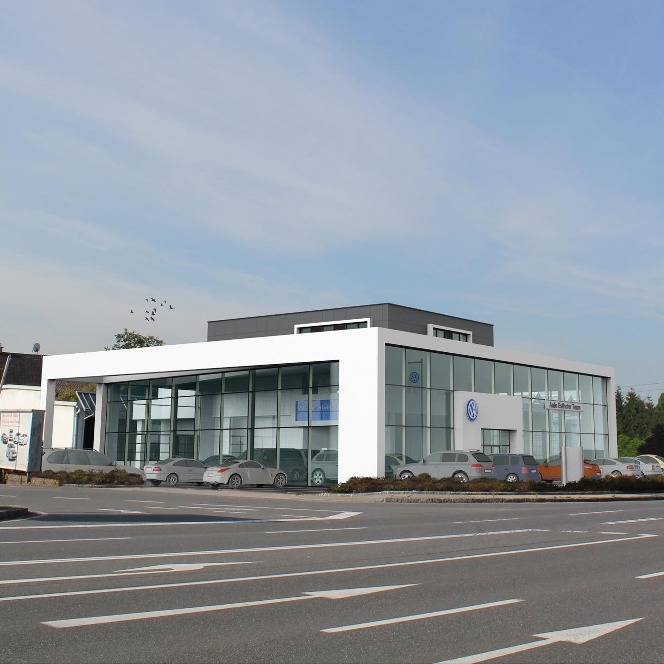 Neubau Vöcklabruck