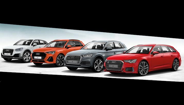 Audi Aktion